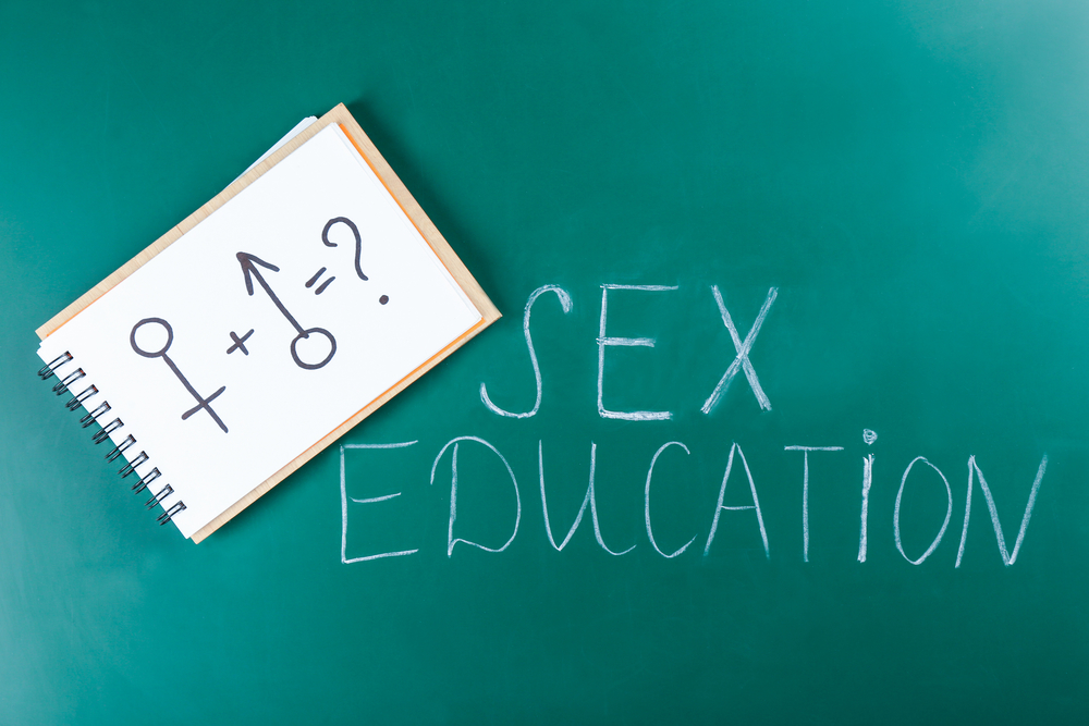 Обучение сексуальной грамотности