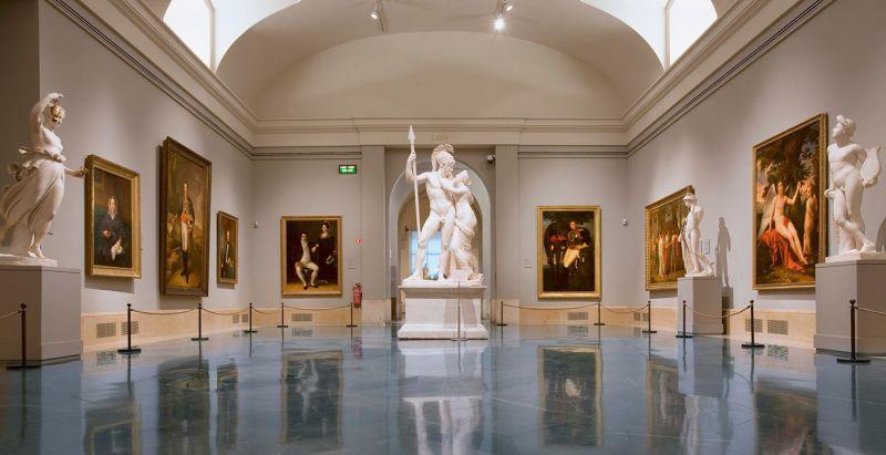 Музей Прадо в Мадриде Испания по русски все о жизни в Испании достопримечательности Мадрида