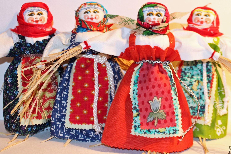 Куклы на масленицу своими руками мастер класс