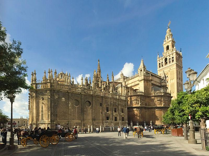 Собор в Севилье, XIV век