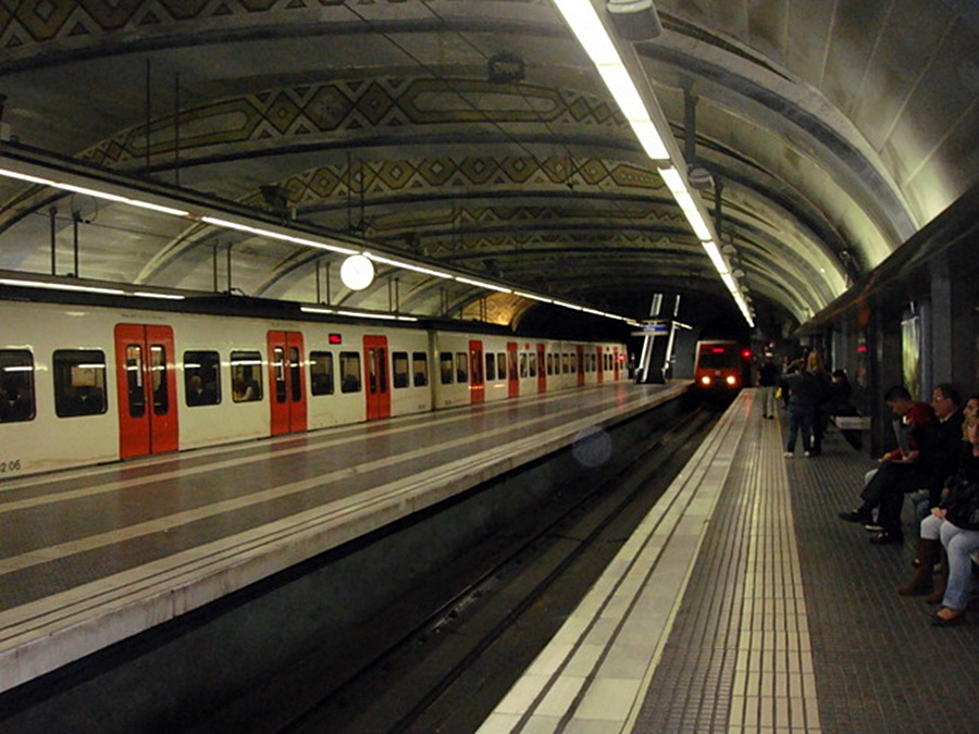 Метро Барселоны, система метро, путеводитель по метро Барселоны