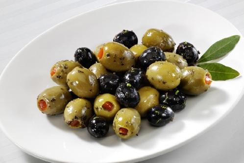Маслины – один из «тапас-фаворитов» в Испании
