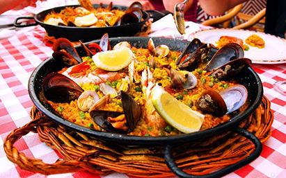 Выиграйте испанское кулинарное приключение!