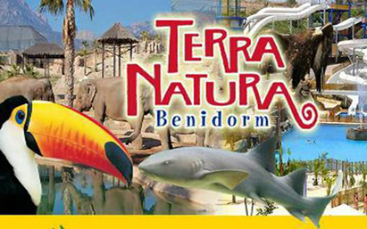Парк развлечений Terra Natura в ожидании Хэллоуина