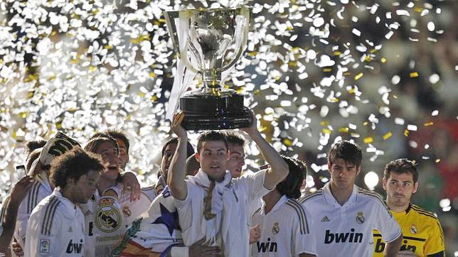 Итоги чемпионата испании по футболу 2007