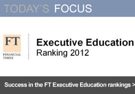 Executive Education Ranking 2012