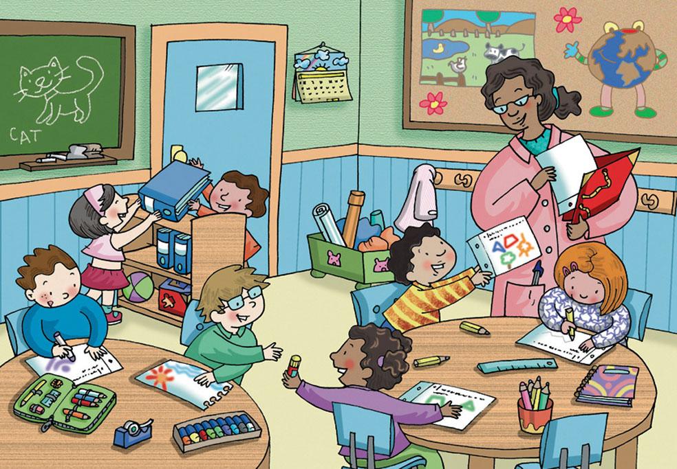 Дошкольное образование в Испании Испания по русски все о жизни  Дошкольное образование в Испании