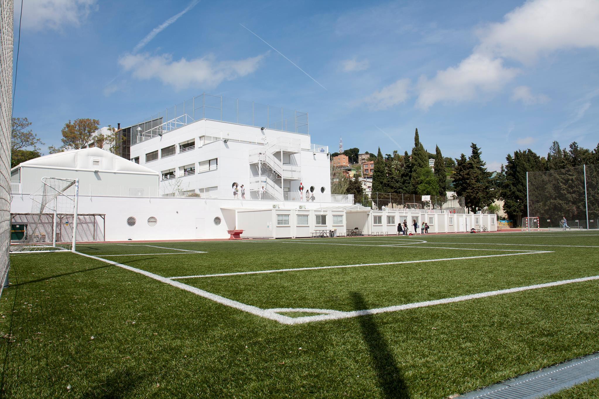 Летний лагерь при American School of Barcelona