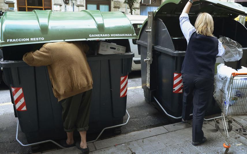 Испанцы выбрасывают более 1,3 млн тонн еды в год