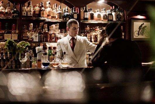 Лучшие коктейльные бары Барселоны. Tandem Cocktail Bar.