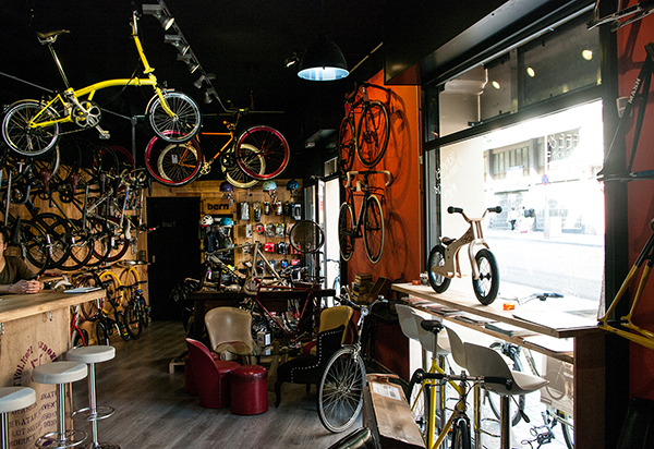 Bike Club Barcelona, велоклуб в Барселоне