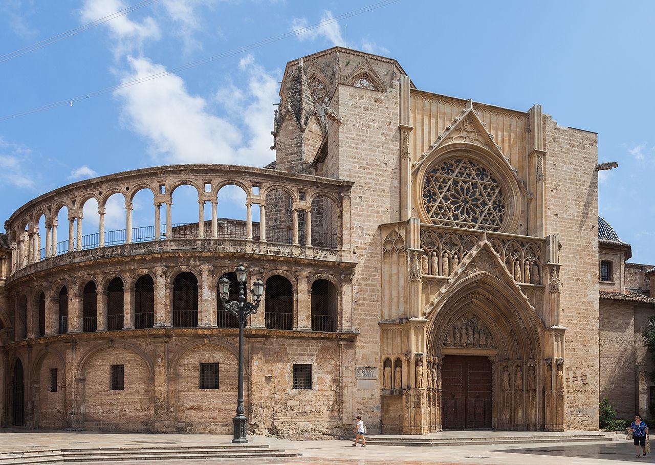 Собор в Валенсии, XIII век