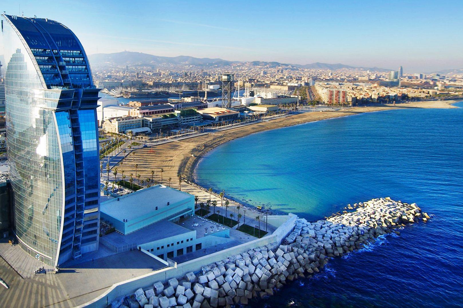 Купить отель в испании у моря купить жилье в греции