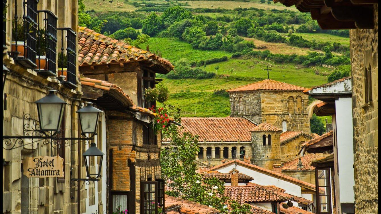 Дома на севере испании квартиры из дубая
