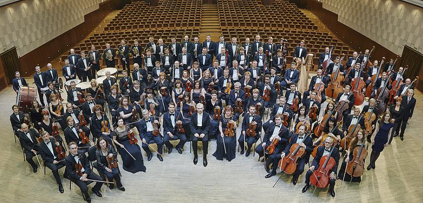 Испанские гастроли Новосибирского академического симфонического оркестра