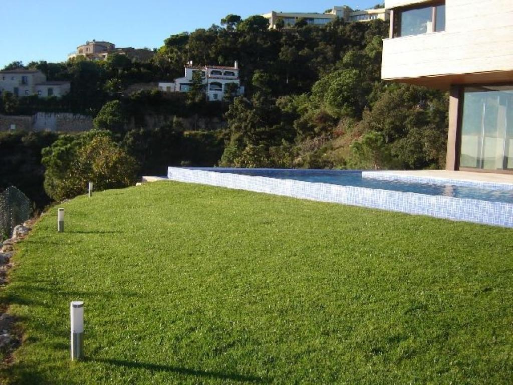 Villa de lujo mansion espa a girona castell platja d - Camping de lujo en espana ...