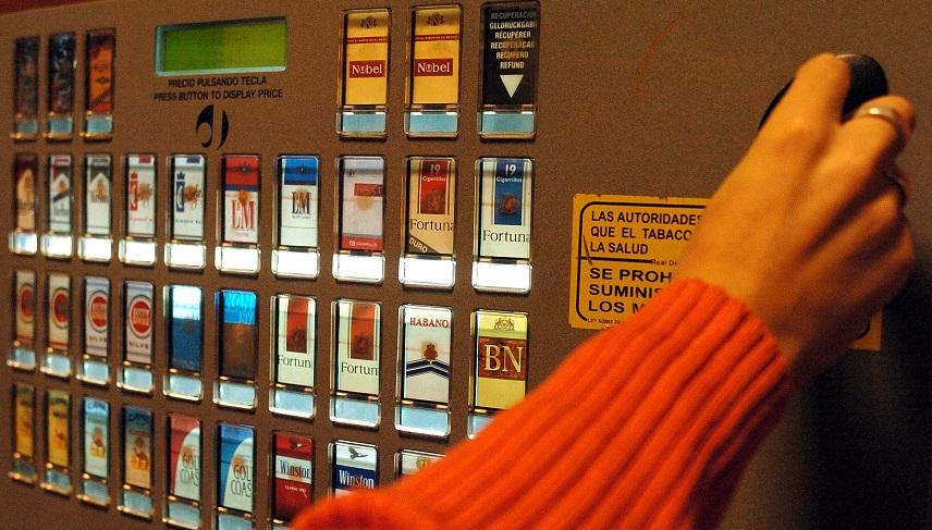 Автомат по продаже табачных изделий одноразовая электронная сигарета bang xxl на 2000 затяжек