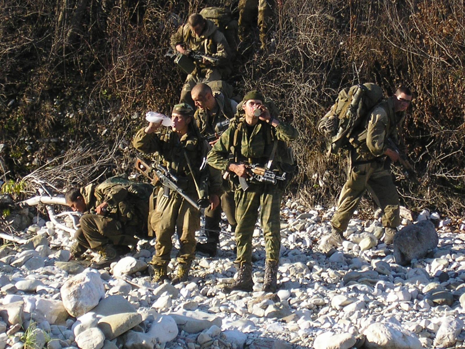 Resultado de imagen para mercenarios rusos