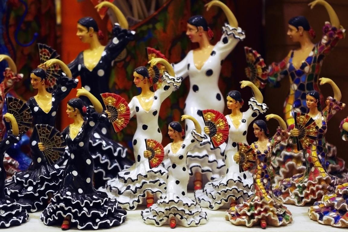 сувенир испании картинка