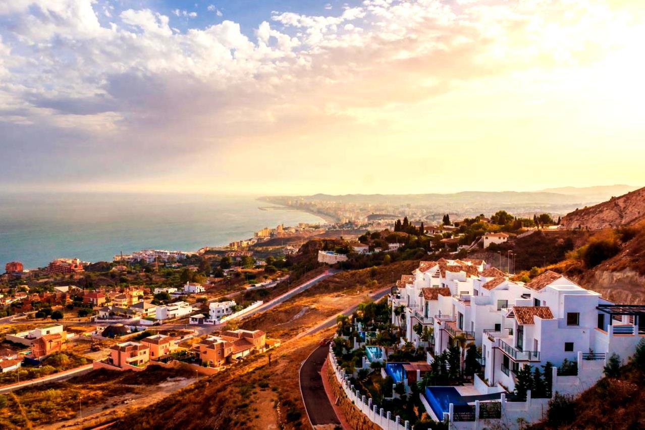 Где в Испании тепло зимой: Фото побережья Андалусии