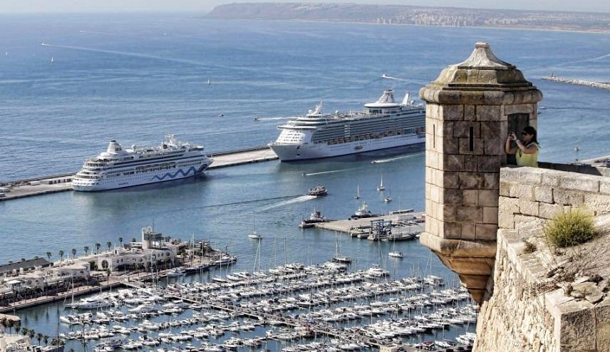 Аликанте становится одним из важных пунктов морского круизного туризма