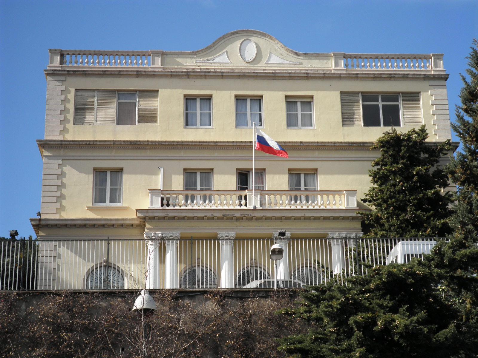Consulado ruso en espa a espa a rusa - Embaja de espana ...