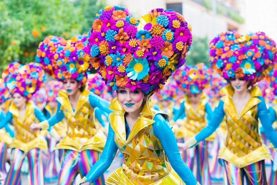 Карнавал в Бадахосе (Эстремадура)