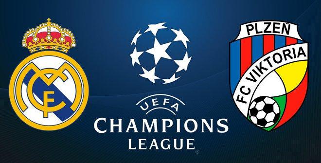 Реал Мадрид - Виктория Пльзень. Прогноз на матч (23.10.2018)