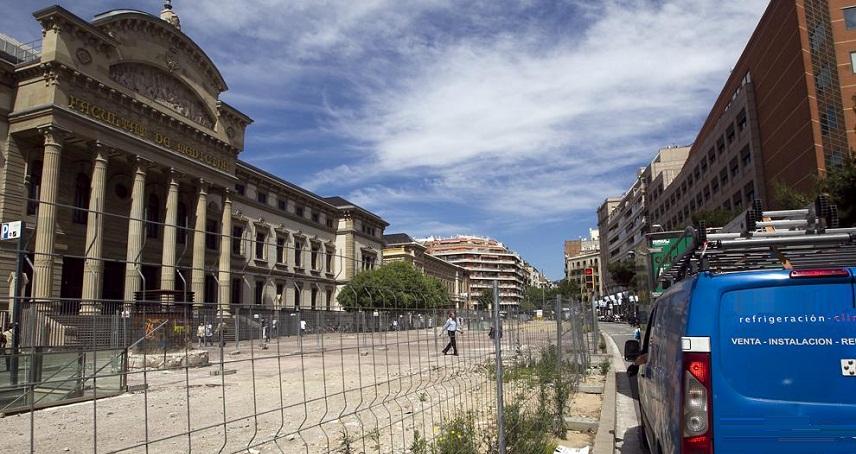 Один из престижных районов Барселоны превратится в пешеходную зону