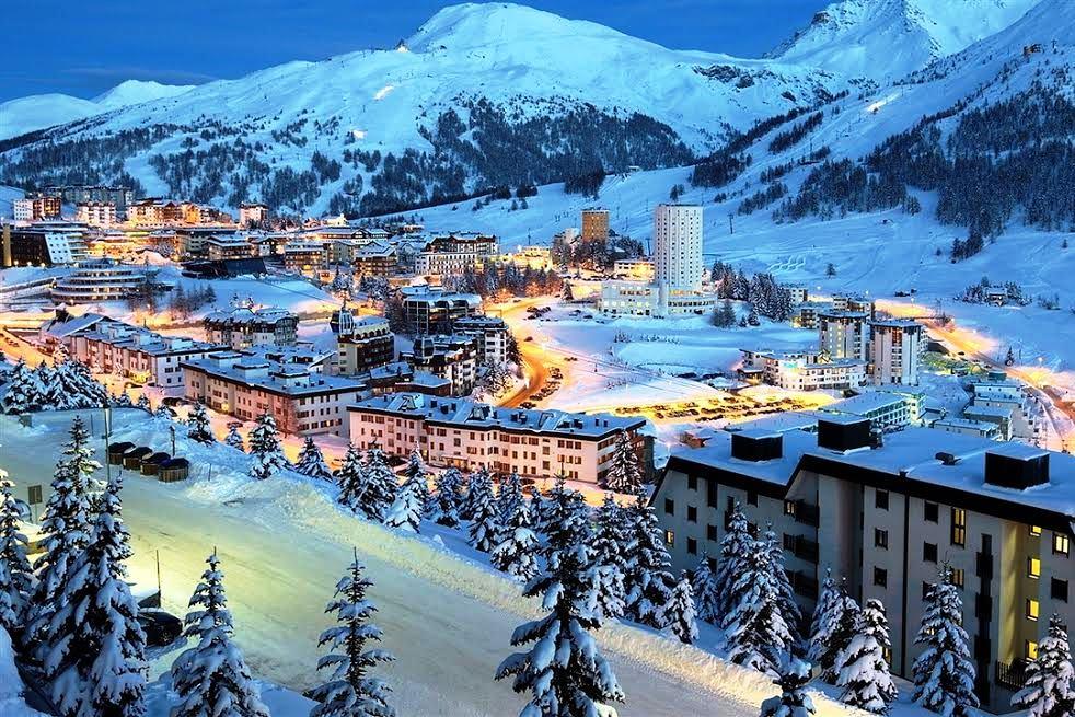 Где можно отдохнуть в Испании зимой: горнолыжные курорты