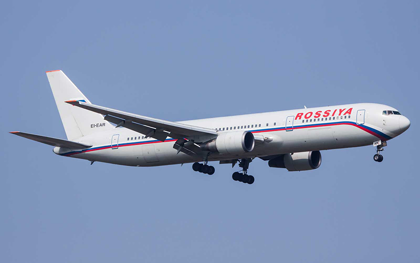 Вместо «Трансаэро» в Мадрид будет летать «Россия»