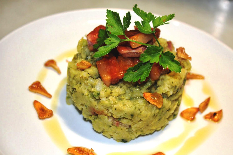 Кухня Андорры: популярное блюдо «тринсат» (исп. trinxat)