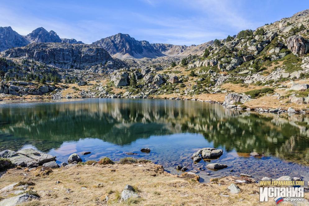 Климат и природа Андорры