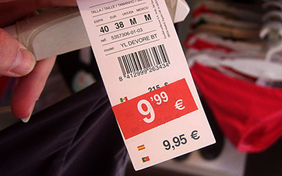 Испанский союз потребителей объявляет охоту на фальшивые скидки