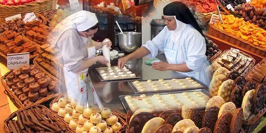 Лучшие монастырские сладости – на выставке Expoclausura