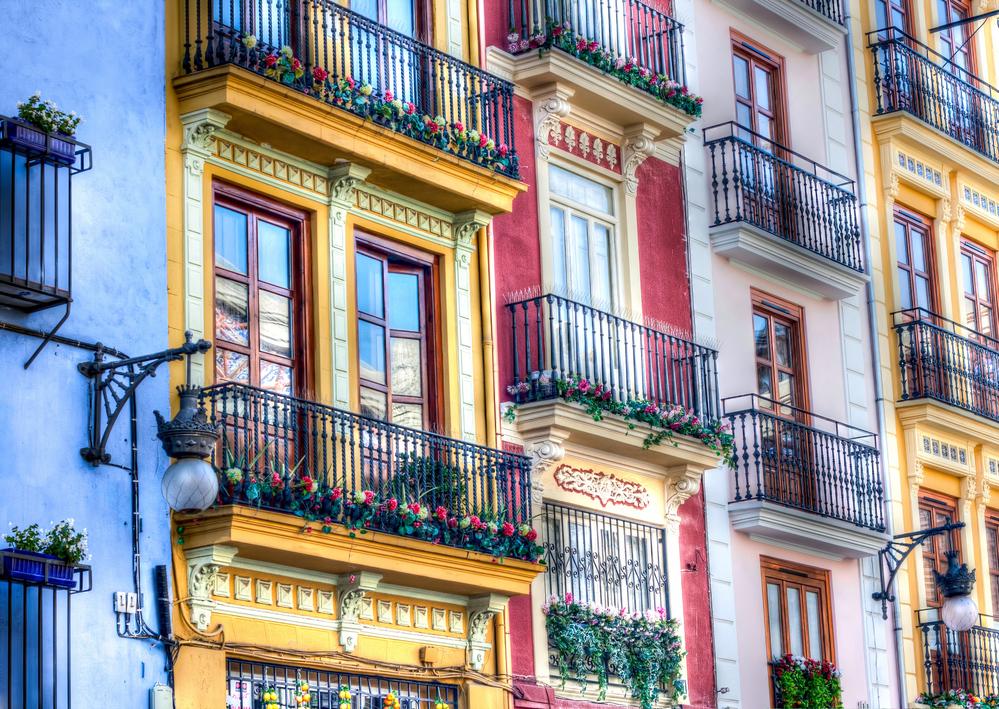Недвижимость в испания валенсия