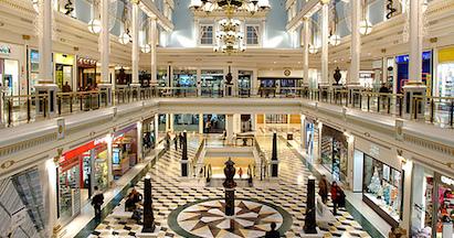 Элитный шопинг в Мадриде