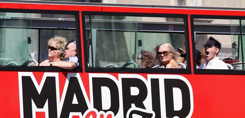 Рост иностранного туризма в Мадриде вдвое превысил средний показатель по стране