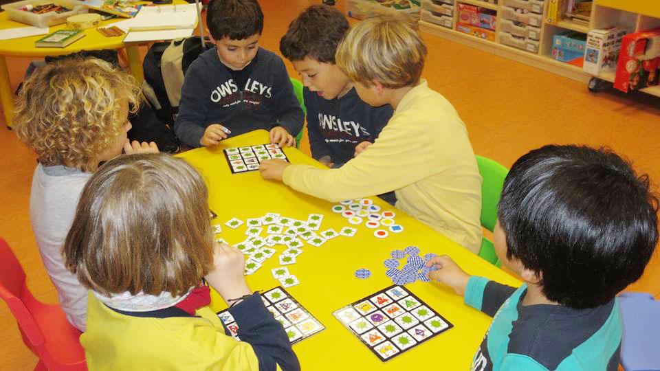 Обучения в детском саду в барселоне