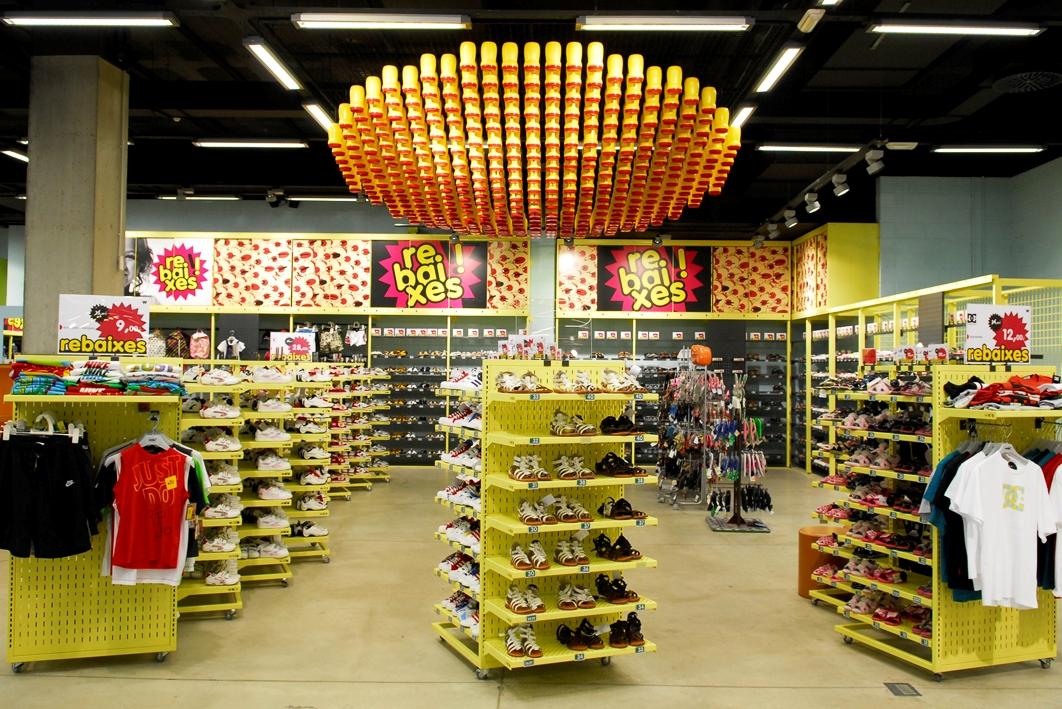b0a836ccda17 Спортивные магазины Барселоны. Испания по-русски - все о жизни в Испании