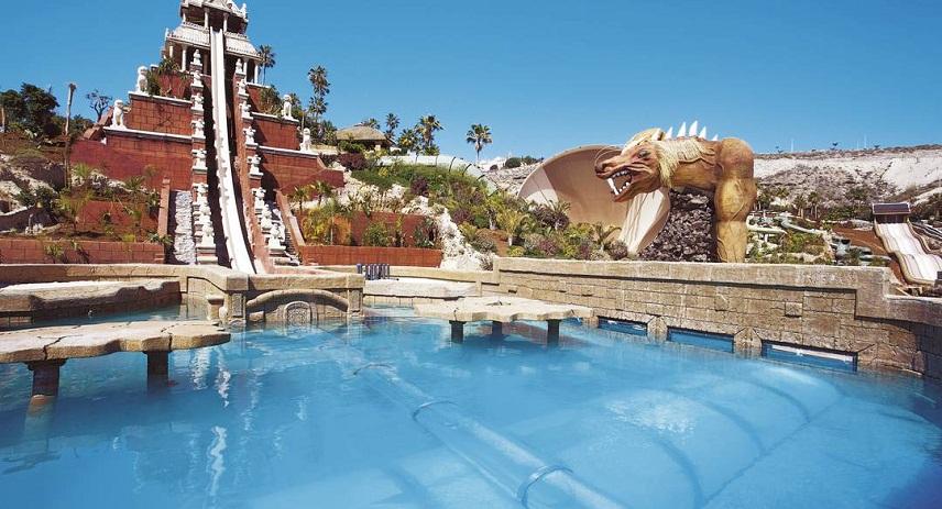 «Сиам парк» на Канарах третий год подряд признается лучшим аквапарком в мире