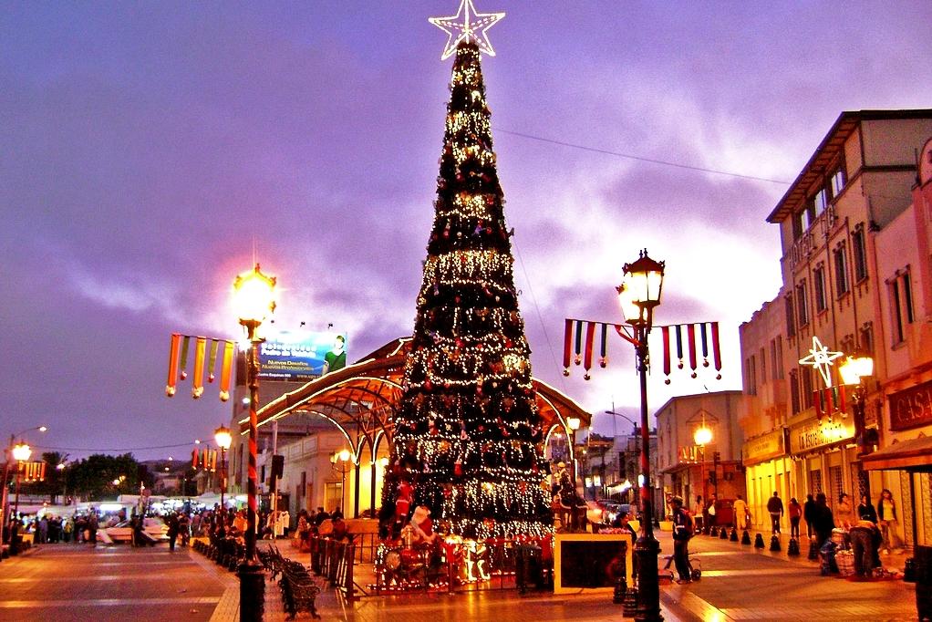 фото рождество в испании