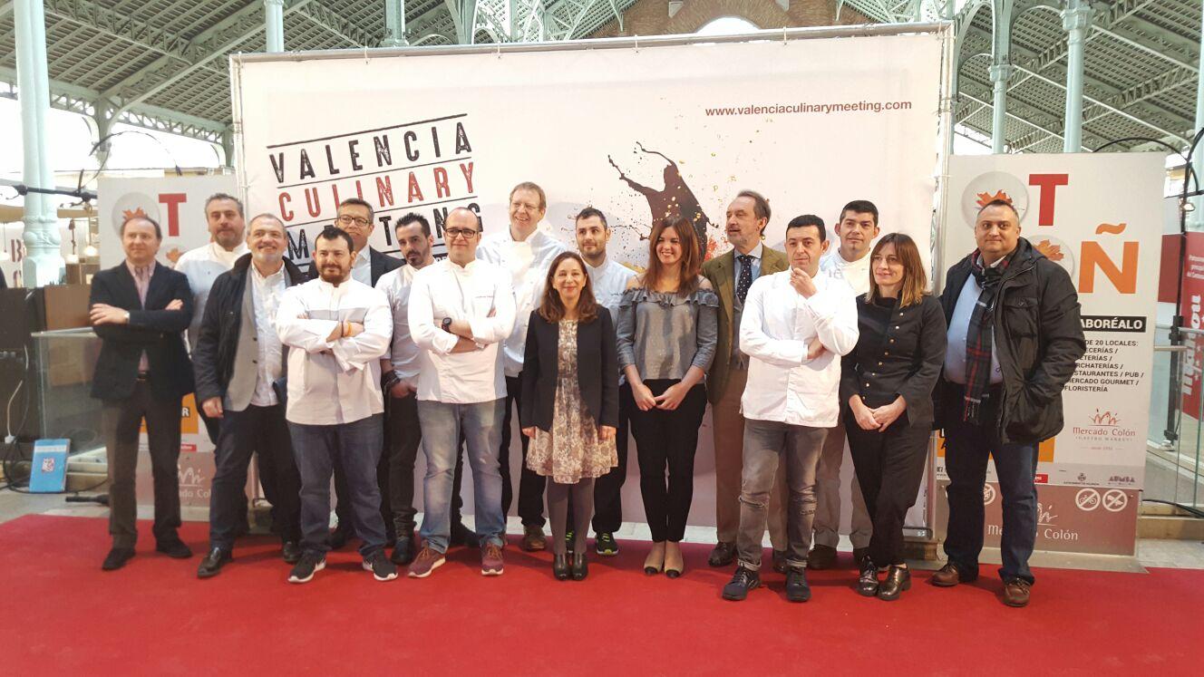 27 февраля в Валенсии стартует первый гастрономический фестиваль