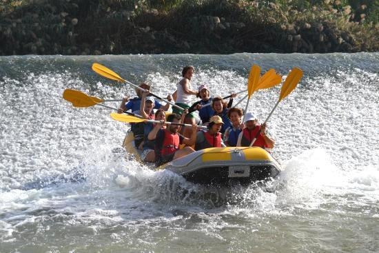 Активный отдых на Коста-Бланка