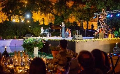 Музыка и высокая кухня – на фестивале Tío Pepe в Хересе