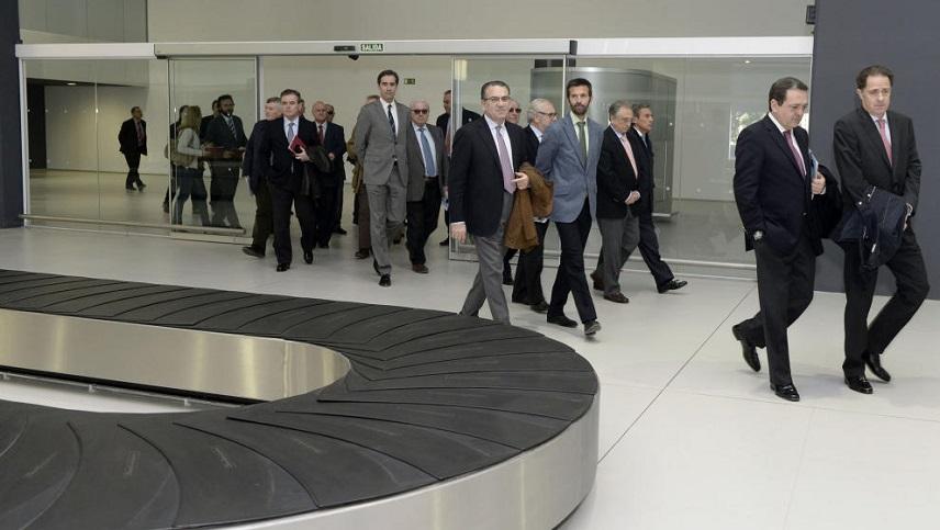 Аэропорт Корвера открывает свои двери
