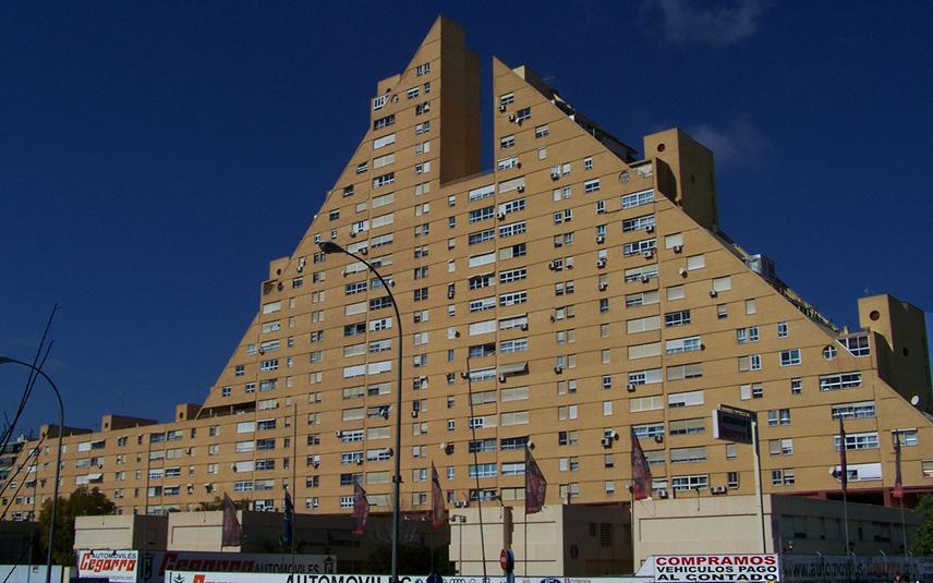 Edificio Montreal
