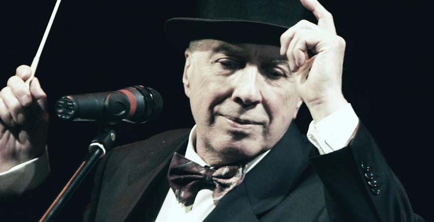 Сергей Юрский даст два моноспектакля в Испании