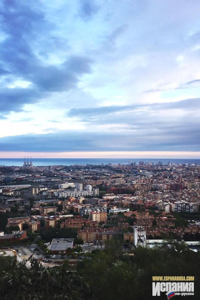 Смотровые площадки Барселоны, которых нет в путеводителях