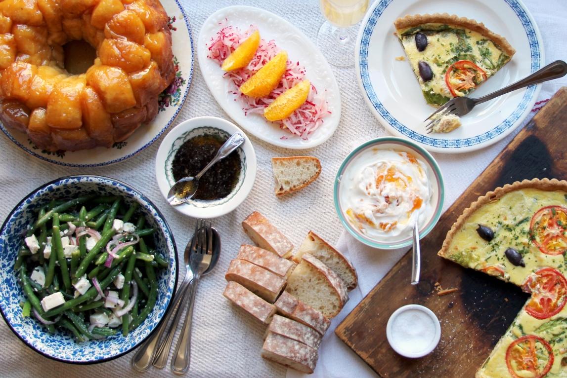 картинки воскресного семейного обеда место